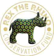 rex the rhino logo
